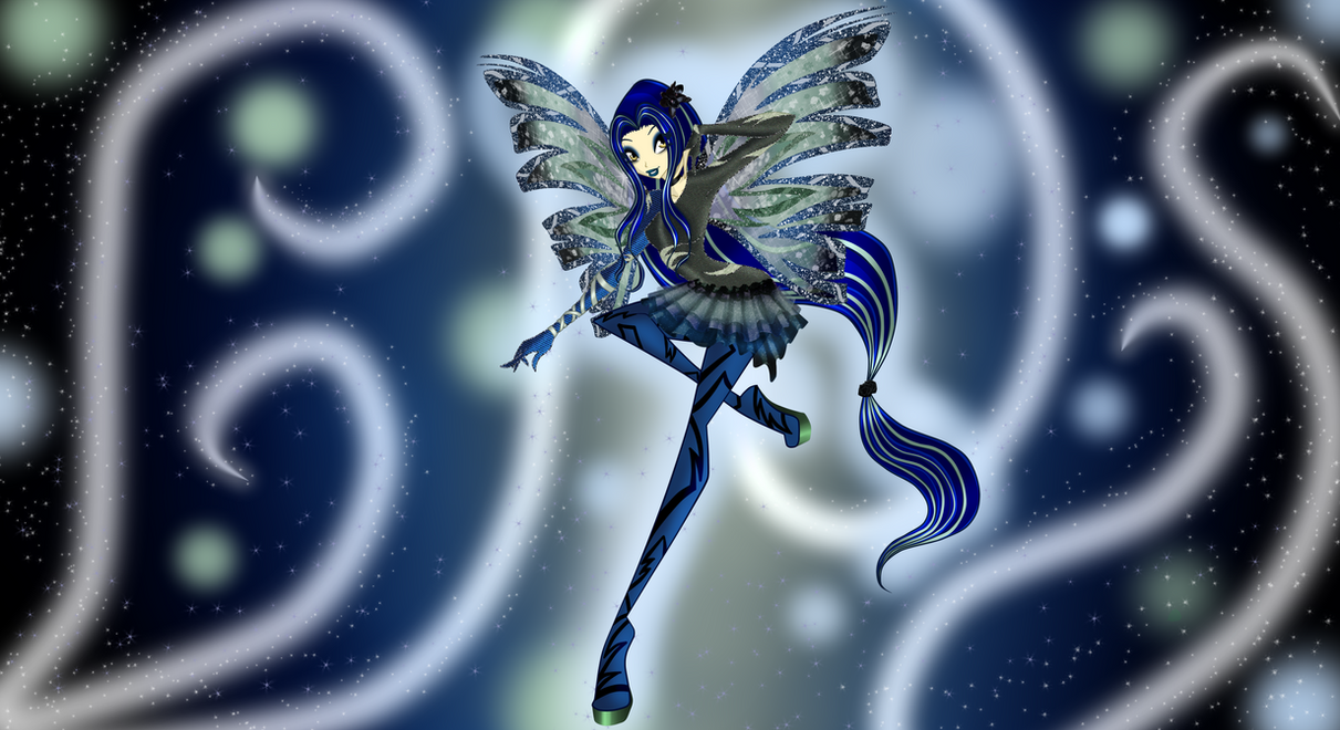 Comix: Spirit! Fairy of Lost Souls! by GlimmeringAngel26