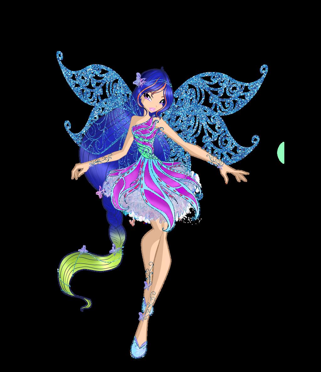 COMIX Saisha Butterflix By GlimmeringAngel26 On DeviantArt