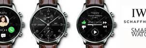IWC Schaffhausen Smartwatch concept