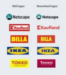 Logos rework
