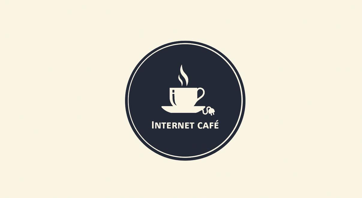 Internet cafe logo by Devler on DeviantArt