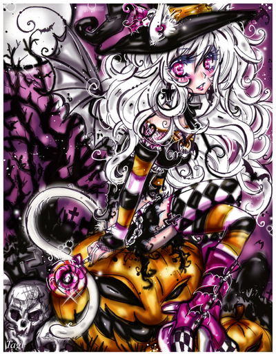 .....::::Happy Halloween 2015::....... by tagl