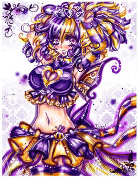 Magical Queen Bee Yumi