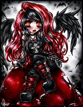 ...Blood Drops..