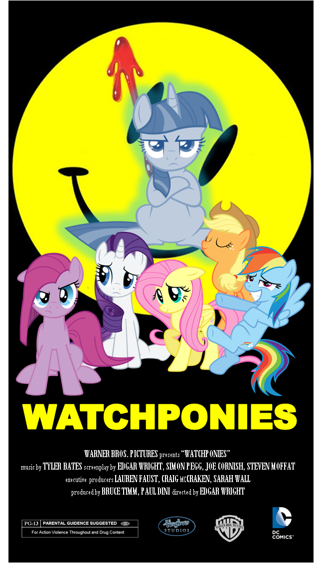 Watchponies Version One by Bronyman1995
