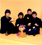 Scootaloo and The Beatles
