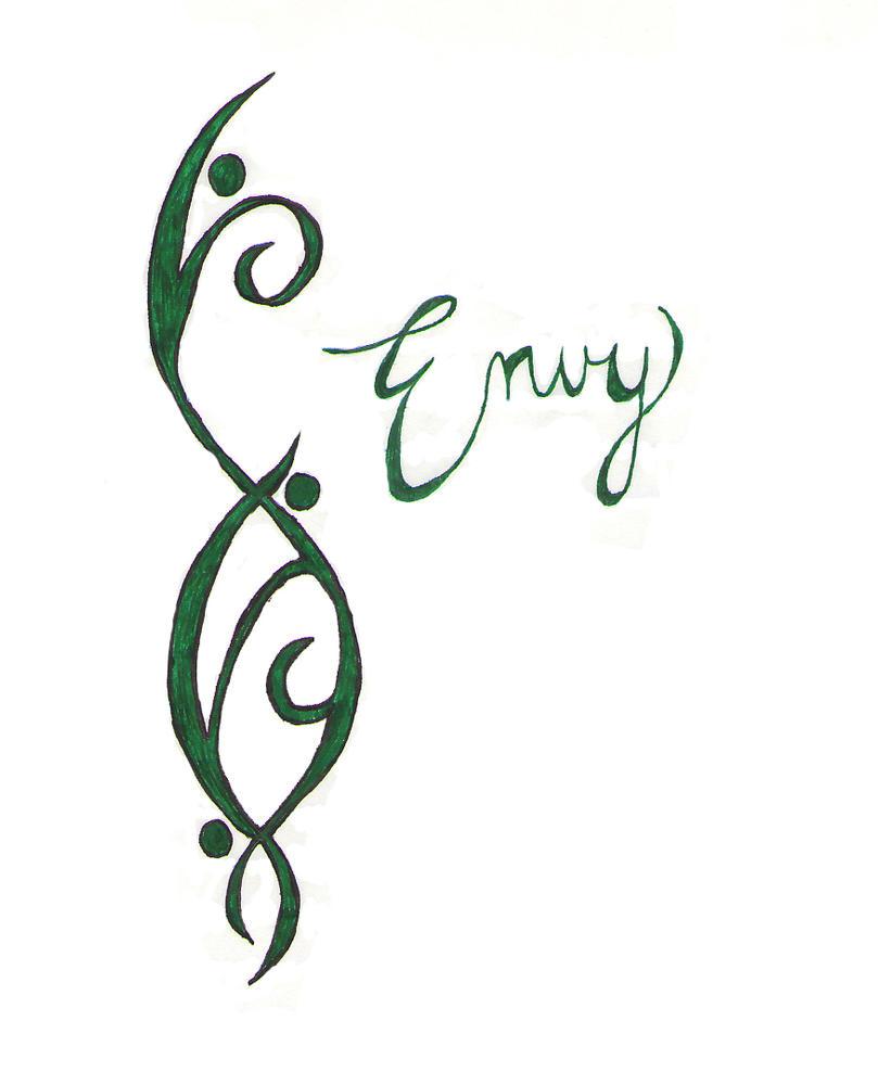 envy symbol