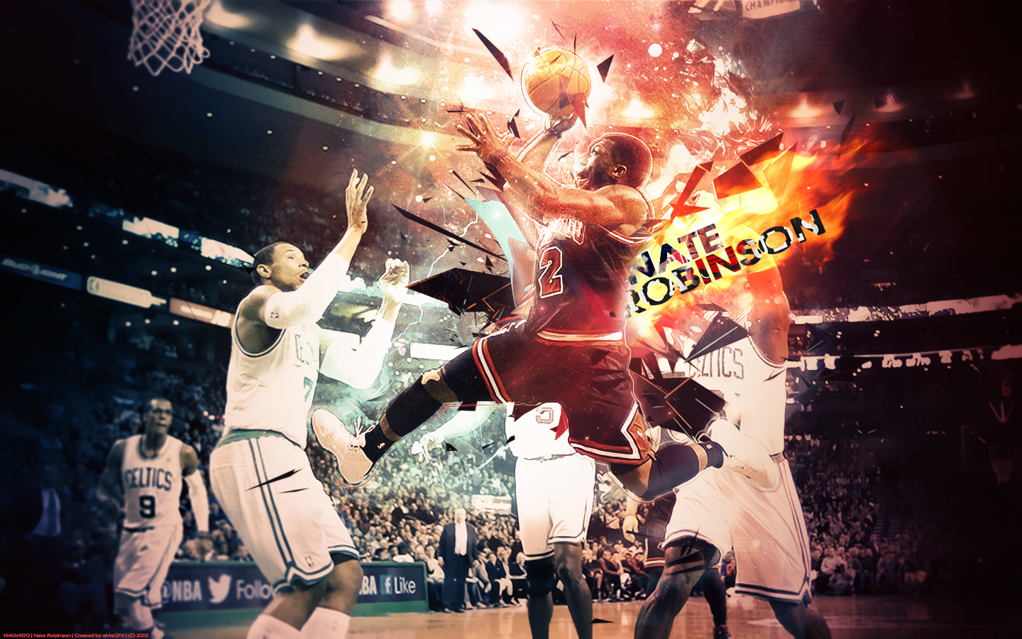 Nate Robinson Nuggets Wallpaper | www.imgkid.com - The ...