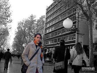 Snapshot in Barcelona 01 by xemuz