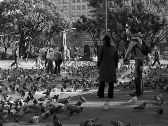 Snapshot in Barcelona 02 by xemuz