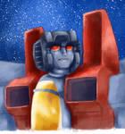 Starscream   Transformers G1