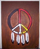 Native Peace by MysticWonderingWoman
