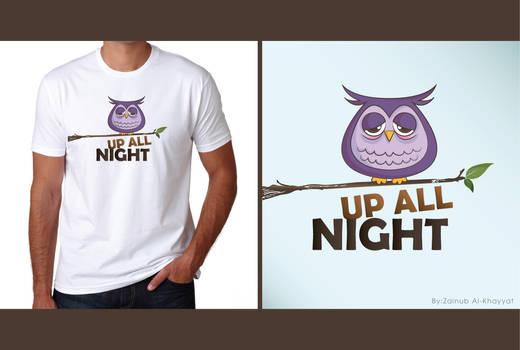 050513 Owl Shirt