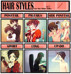 Shintaro kisaragi hair meme