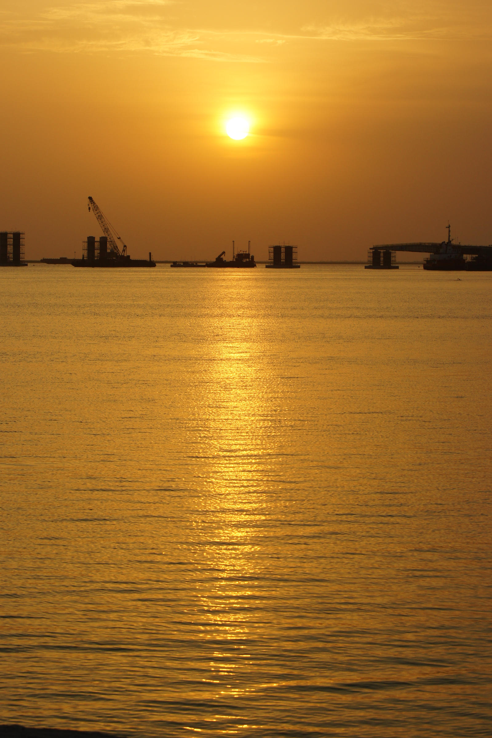 Abu Dhabi Sunset 2 by
