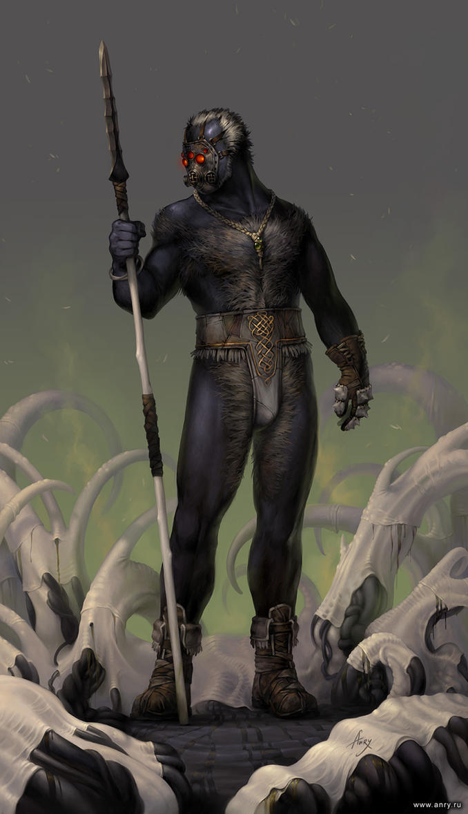 Swamp Hunter by anry