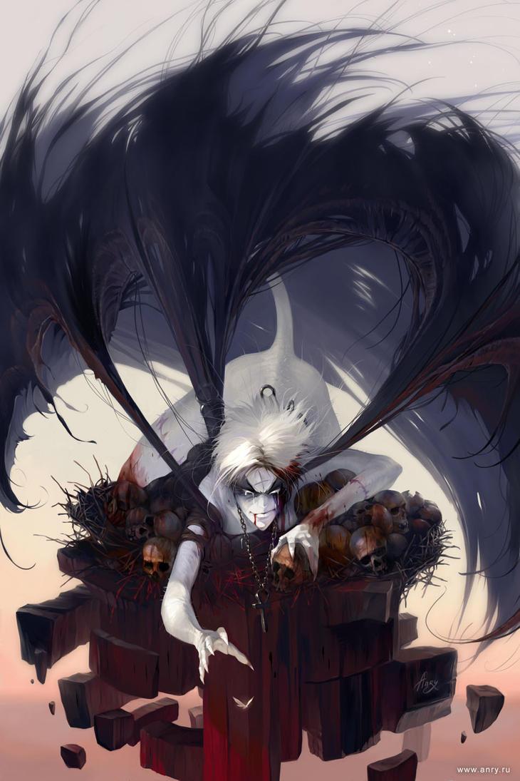 Рисованные персонажи