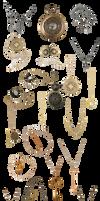 steampunk jewellery stock