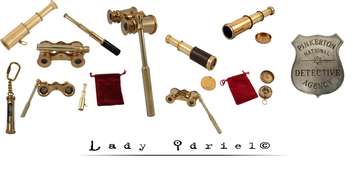 steampunk items stock