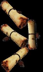 old parchments by darkadathea