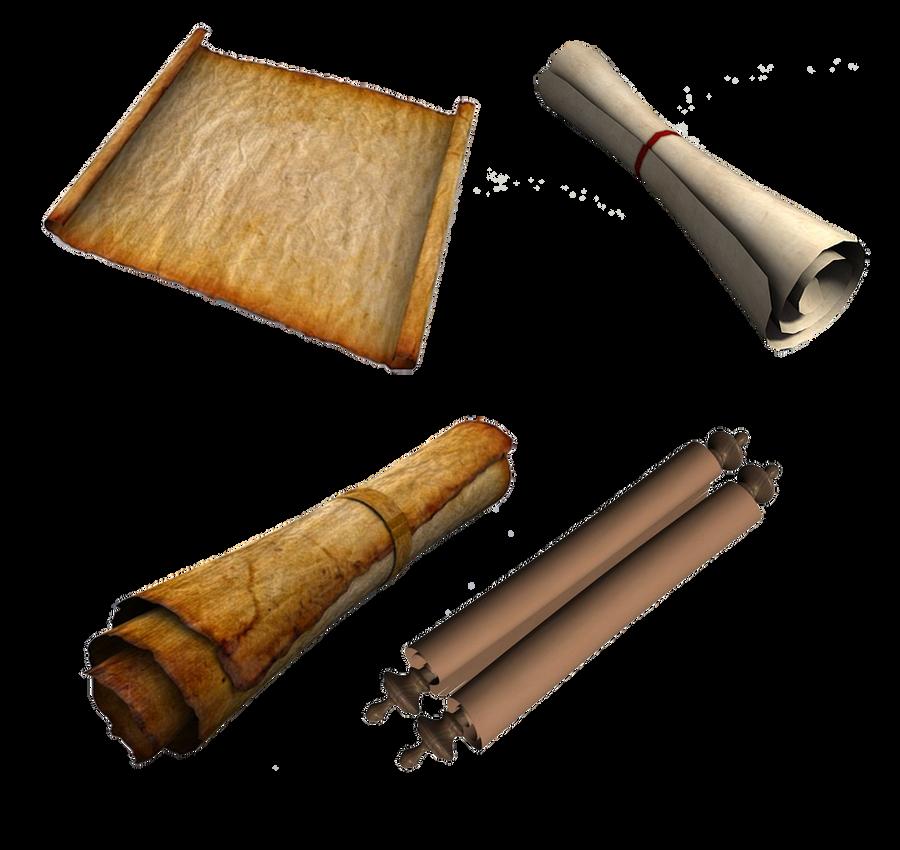 old parchments 02