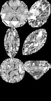 some diamonds