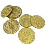 some coins