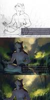 solitude process