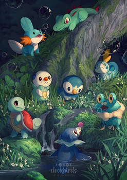 water starters