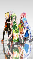 [MMD] TDA Chinadress[Carry Me off]Ver.Preview
