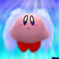 Angel Kirby by blizzardkirby
