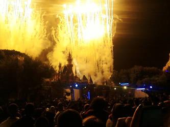 Disneyland Gradnight 2009