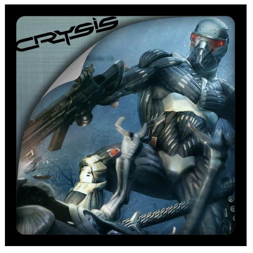 Crysis Game Icon By PesrepuS On DeviantArt