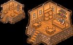 Almost medieval tavern PJ's Pixel Art Challenge by RoboFoxChan