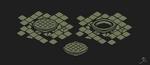 Pixel Art Common Trapdoor by ritamertens