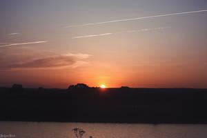 Sunset by bzzlightyear