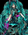 Hatsune Miku Png 6