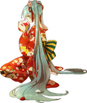 Hatsune Miku Mirai Nikki