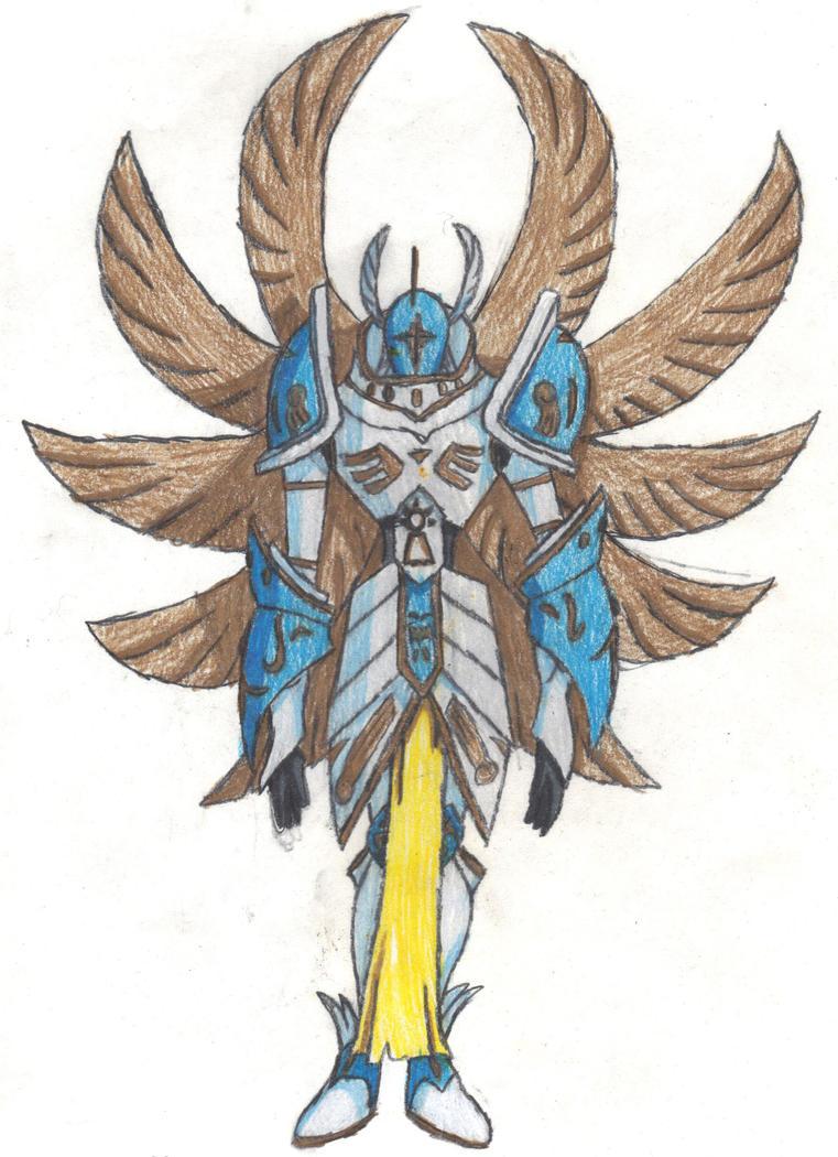 Ophanimon Seraphimon