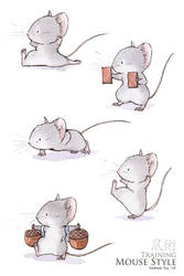 Mouse Style Training