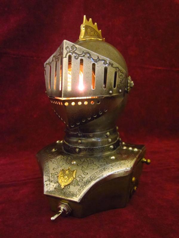 A Knightlight by professor-theodosius