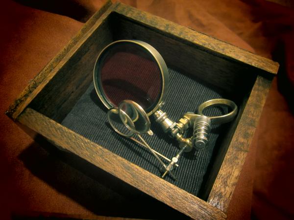 The Depraved Lens of Crispy Magnification, Mark II by khvalis