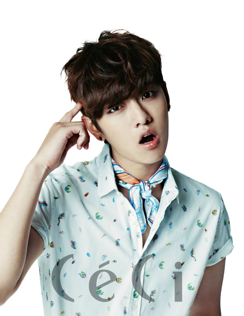 shin won ho  cross gene  png  render  by gajmeditions on deviantart