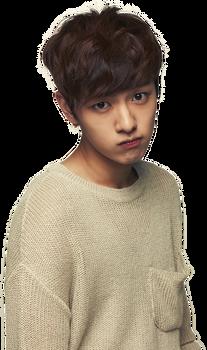 Shin Won Ho (Cross Gene) PNG [render]