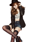 Jessica (SNSD) PNG [Render]