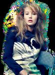 Jennifer Lawrence PNG [Render]