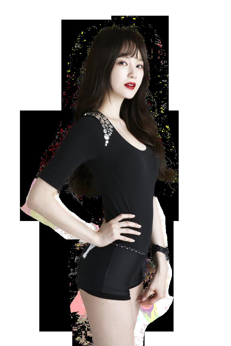 Min Kyung Davichi Png Render By Gajmeditions On Deviantart