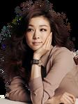Kim Yuna PNG Render
