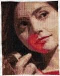 Clara Oswin Oswald  -  Cross Stitch