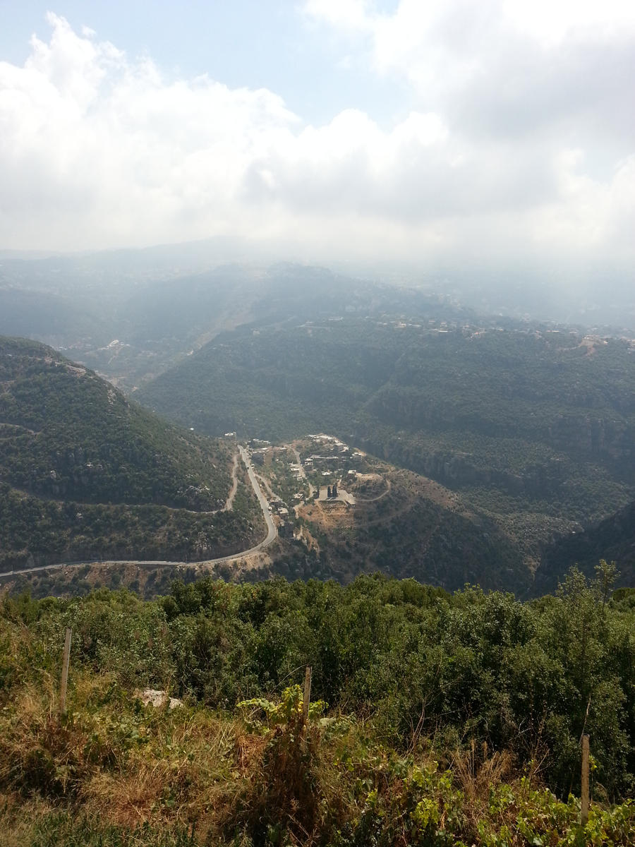 Another shot from Lebanon by Hamokshazzz